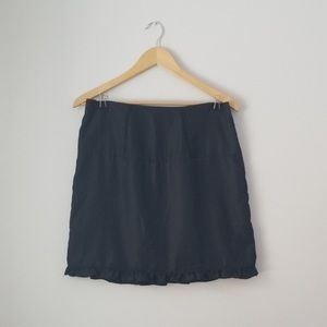 Banana Republic Ruffle Edge Skirt Size 2